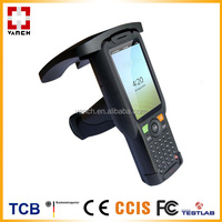 Industrial Android Portable Computer PDA with long-range 800cm UHF 900MHz RFID reader