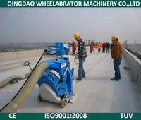 road movable shot blasting machine,/surface cleaning equipment