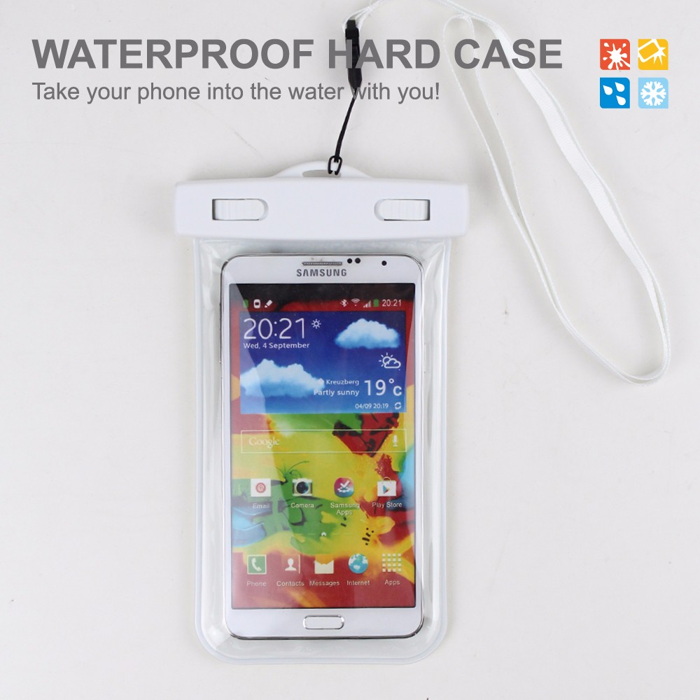 Outdoor Waterproof Cell Phone Pouch Phone Case Phone Dry Bag