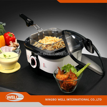 2015 New 8 in 1 Electric Multi Cooker,slow steam fondue cooker