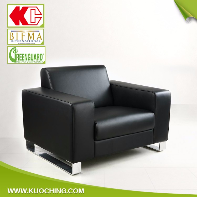 Simple Design Office Conference Turkish Leather Sofa Furniture