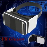 4.7-6 inch Smartphone 3D VR Box VR Glasses Virtual Reality Headset Video Glasses Movie Game for Phone VR box 2