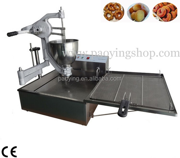 Commercial Manual Breakwater Cake Donut Ball Machine