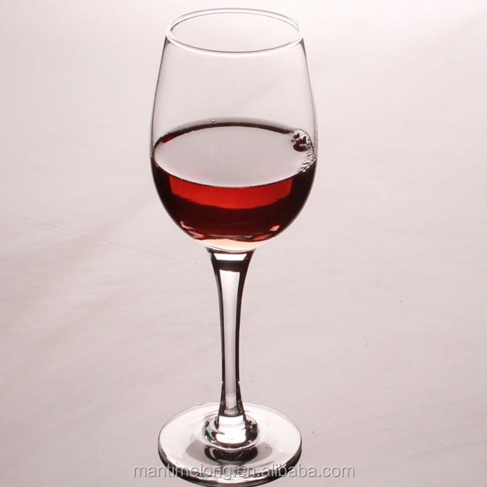 Wine glass red glass wine bottles whiskey glassware for Red glass wine bottles suppliers