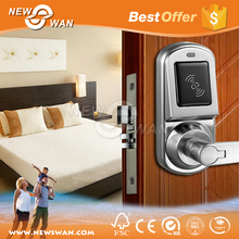 APP Control Advanced Door Lock System / Hotel NFC Smart Door Lock