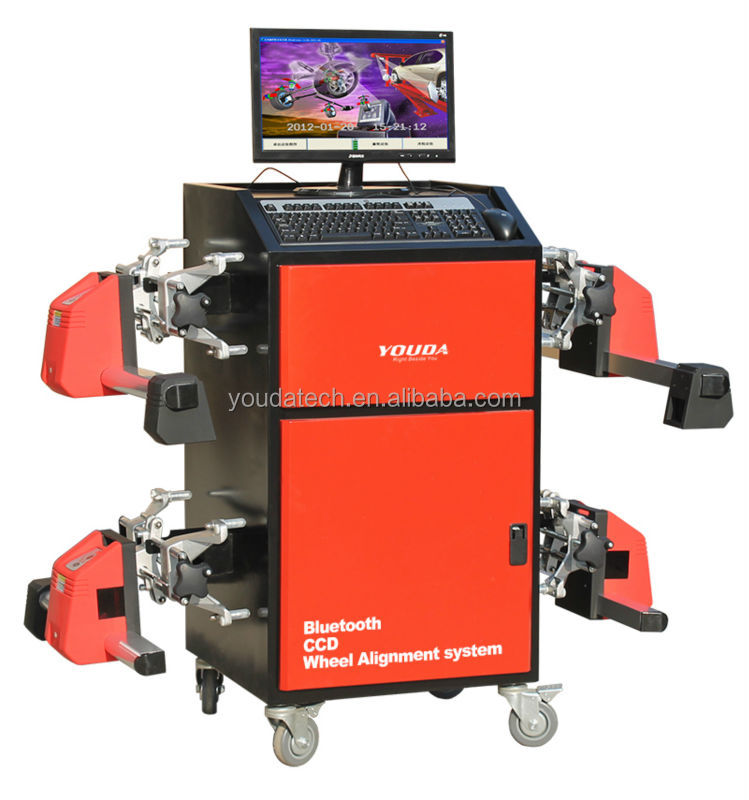 Factory used wheel alignment machine price for sale