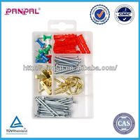 BSCI approved China factory assorted 86pcs daily used hardware products