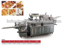 New automatic onion loaf machine/fruit danish making machine