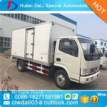 4x2 dongfeng fresh meat refrigeration truck