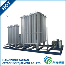 Liquid Gas Filling Station/Cryogenic LNG Filling Plant