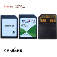 High Quality 256MB Camera Test Memory Card , MultiMedia Card memory card 512MB MMC plus MMC+/Plus
