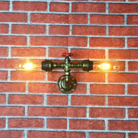 Buy Industrial factory loft wall sconce iron in China on Alibaba.com
