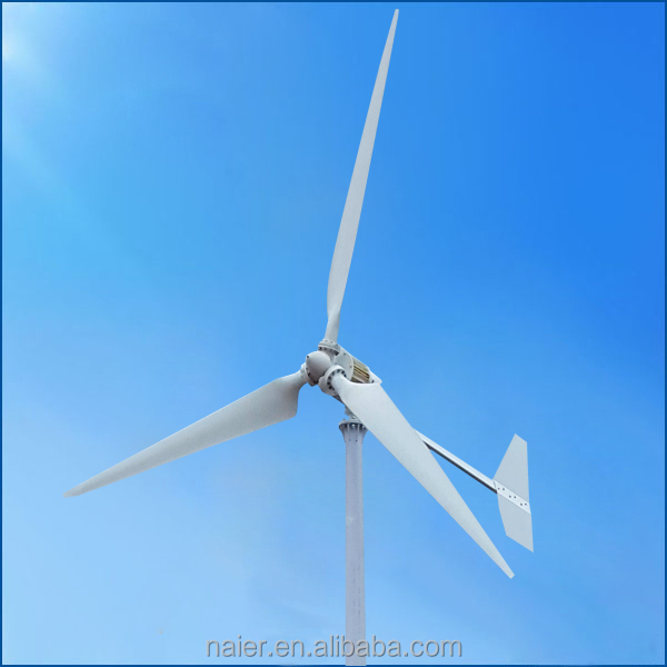 New 3000W/3KW wind turbine generator on grid/ off grid system