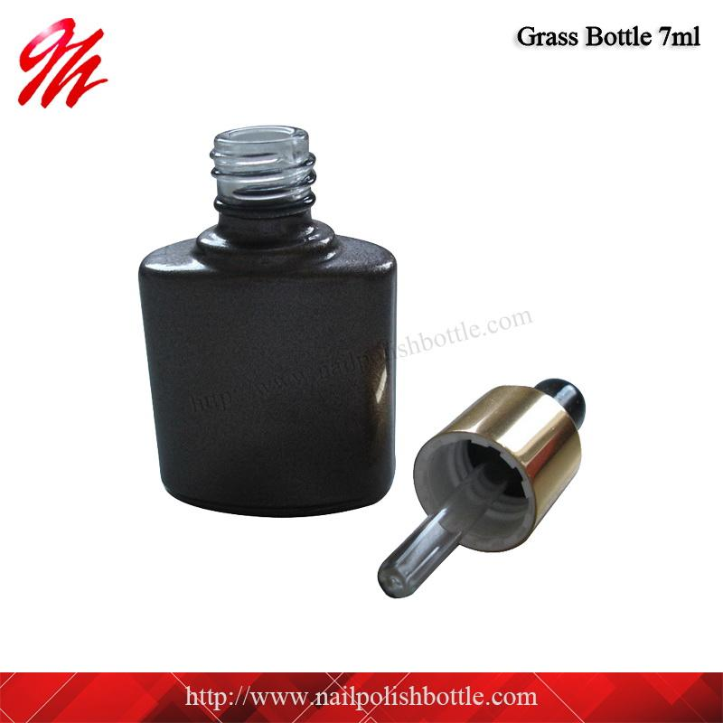 7ml Brown Glass Lab Sample Bottle