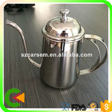 Hot sale high quality antique metal stainless steel coffee pot