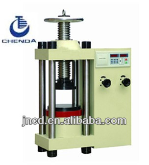 2013 Machine 2000KN Digital Display Compression Testing Machine+concrete tester+LCD tester