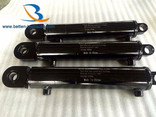 Remote control hydraulic/oil cylinder with good quality