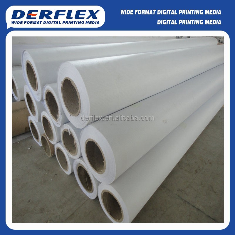 pvc vinyl flex banner roll for digital printing