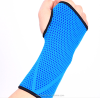 2016 new style riding tennis wrist / thumb wrap support neoprene arm sleeve
