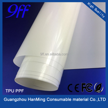 9ff 1.52*15M TPU ppf anti fouling and anti scratch no yellowing 5 years