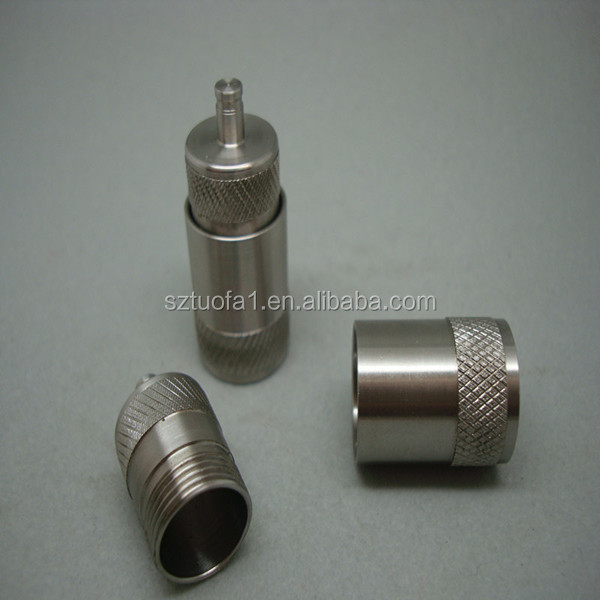stainless steel tube machining services, e-cig tube pipe parts machining
