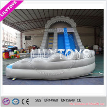 Cheap Giant Inflatable Water Slide for Commercial Use