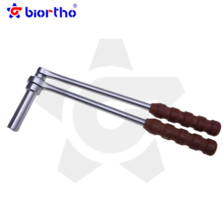 Rod Cutter Quick Coupling Handle Orthopedic Instruments trauma