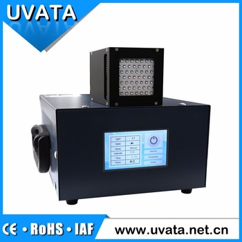 CE passed high intensity LED UV ink curing system
