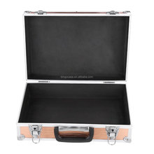 Storage Box Business Aluminum Briefcase Hard Case With Lock