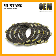 Hot sale Friction Brake Disc &Clutch Friction plate for bajaj motorcycle