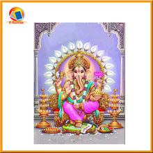 3d picture 3d lenticular indian god photo (OR-014)