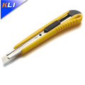 Factory supply plastic retractable utility cutter knife