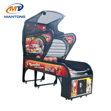 Mantong Luxury Indoor Amusement Arcade Basketball Game Machine,Adult sporting basket ball machine