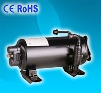 Auto A/C Compressor QHC-13K for Portable Air conditioner caravan aircon kompressor for roof top air conditi