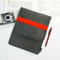 High Quality Felt for iPad Mini Sleeve / for iPad Mini Bag