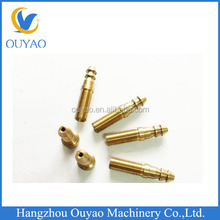 Brass CNC Machinery Adapter Brass Screw Parts