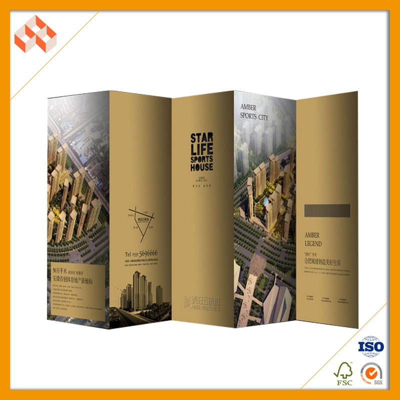 New products wholesale production promotional A5 Booklet printing