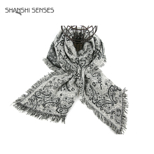 Hot Selling Ladies Woven Shawls and Scarves Pashmina