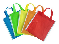 color printing metallic shopping bag, metallic non woven bag