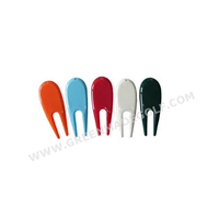 New arrival Plastic Golf pitch fork