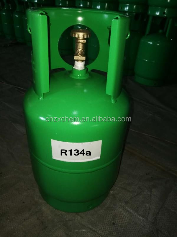 Refrigerant Gas R134a CE Refillable Cylinder for EU