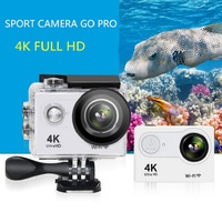 Big sale!!! Action Sports Camera Wifi 4K Ultra HD Sport Cam H9 Mini DV Camcorders 2.0-Inch LCD Waterproof.