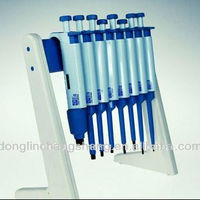 Adjustable Pipettor Pipette Laboratory Supplies Lab