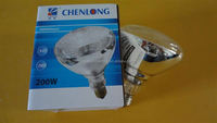 infrared halogen heating lamp infrared light PAR38