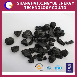 Sulfur 1% high FC 0-1mm calcined petroleum coke price/foundry coke