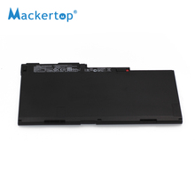 New 50wh rechargeable 11.1v 4400mah Laptop battery For Hp EliteBook CM03XL 840 740 745 G1 G2 717376-001E7U24AA HSTNN-IB4R HST