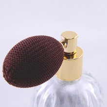 Tailor-made industrial hardware powder crimping parfum spray perfume bulb atomizer