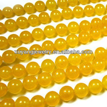 Chinese gemstones,yellow agate beads for jewelry making (AB1216)