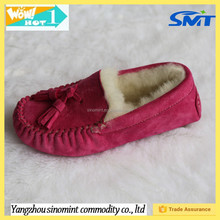 2015 new product fashion moccasins on alibaba express