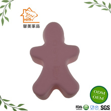 HIMI Unique Super Cute Snowman Shape Silicone Chocolate Mold